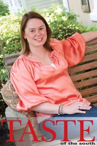 Brooke Michael Bell - Editor, Taste of the South magazine