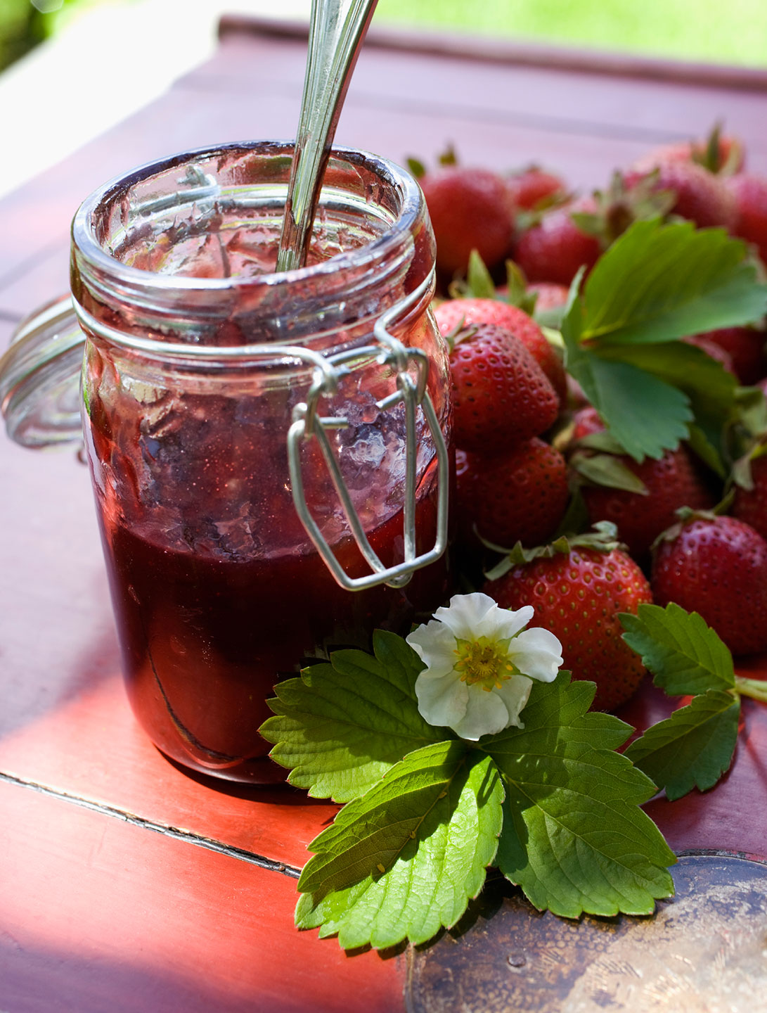Quick-Strawberry-Jam - Strawberry Sue » Strawberry Sue | Welcome to ...