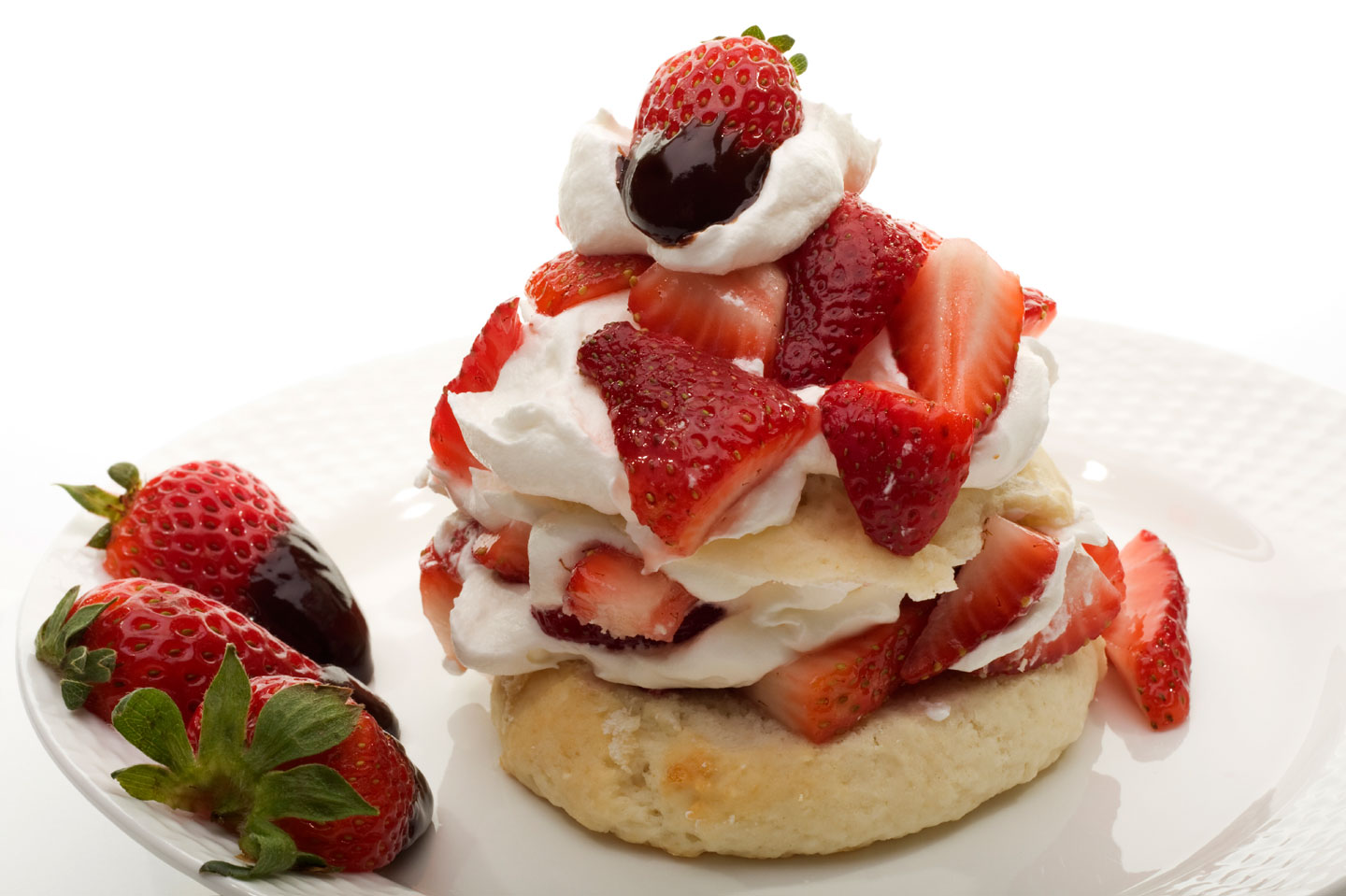 Strawberry Shortcake Recipe — Dishmaps